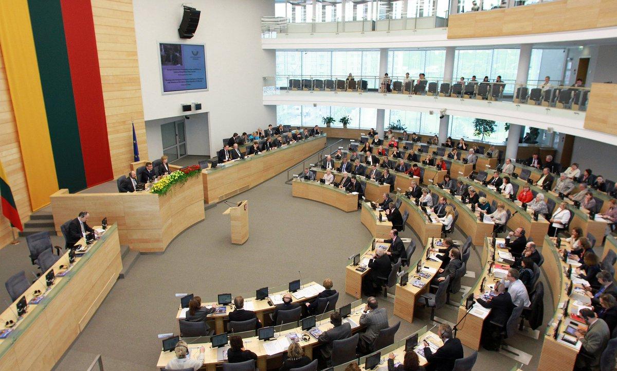 Власти Литвы вынуждены обворовывать своих граждан из-за разрыва с Россией