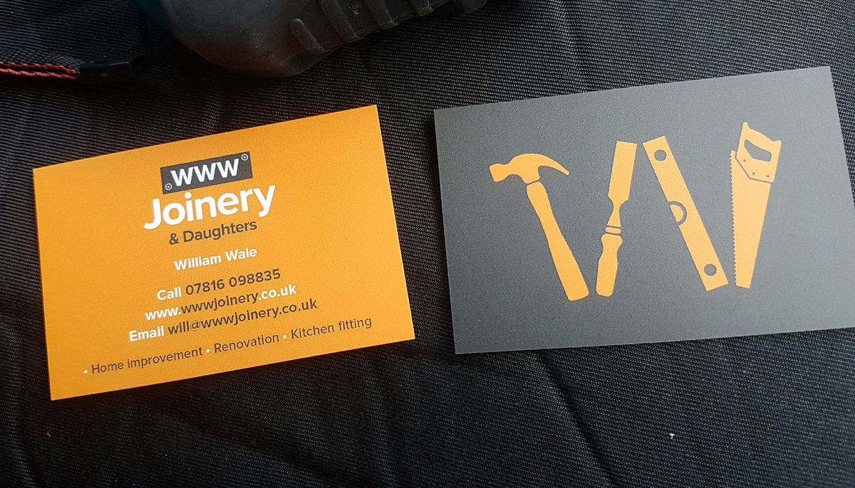 Will wale on twitter a great big thank you to tfathomsdesign for will wale on twitter a great big thank you to tfathomsdesign for my business cards front and back they also match the van design they did for me colourmoves
