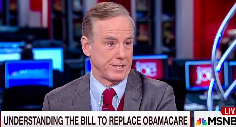 Howard Dean: GOP 'taking money from people on Medicaid' who voted for Trump and 'giving it to CEOs' https://t.co/t1JuBb6I5Q