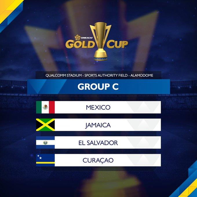 Sorteo Copa Oro 2017. C6V6gYKWAAA-P_h