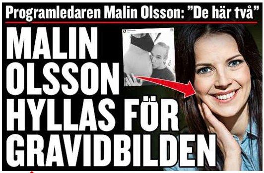 Wagner On Twitter Idag Hylla Vi Malin Olsson Som Kan Vara Gravid Och Ta Bilder Pa Samma Gang Https T Co Z0sxwjxp8s Kvinnorkan