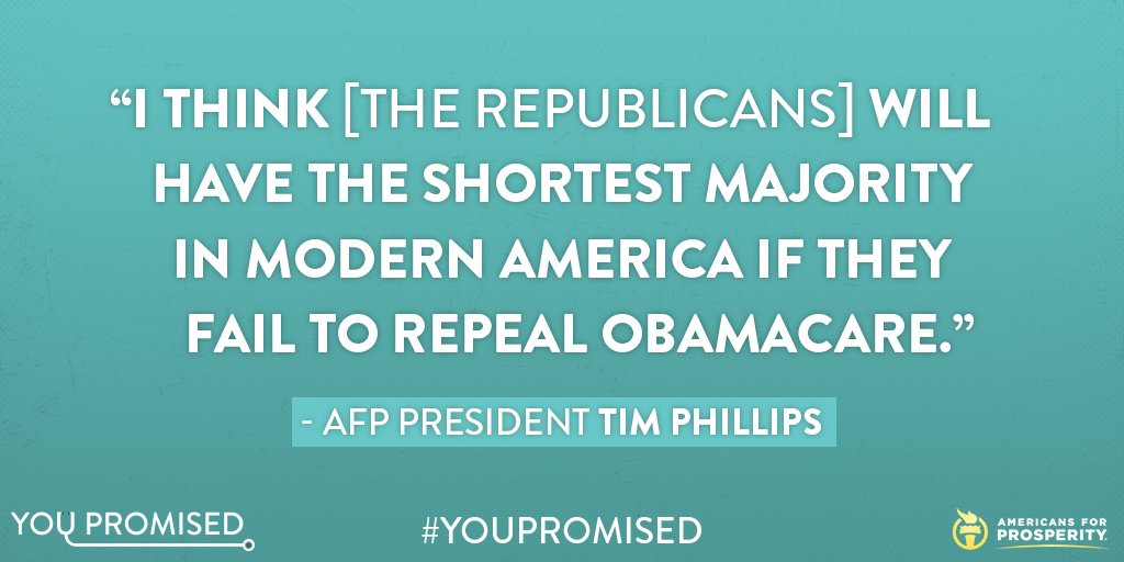 MT @AFPhq: Congress promised. Now it's time to come through. #YouPromised #FullRepeal #PJNET