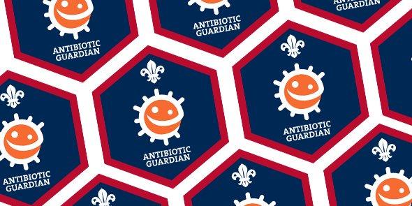 Antibiotic Guardian - Pledge to become an #AntibioticGuardian