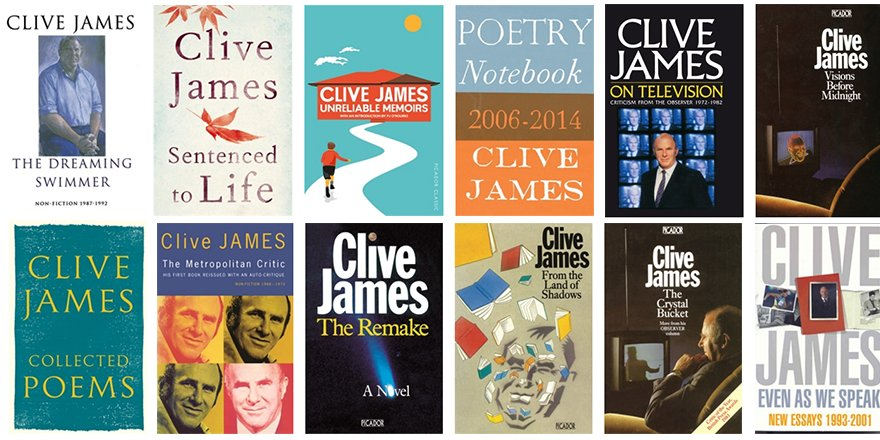Clive James The Bully Pulpit