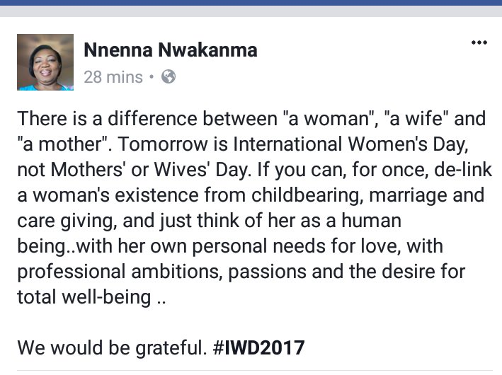 Let me leave this here.. #IWD2017 https://t.co/sYeac1BwIA