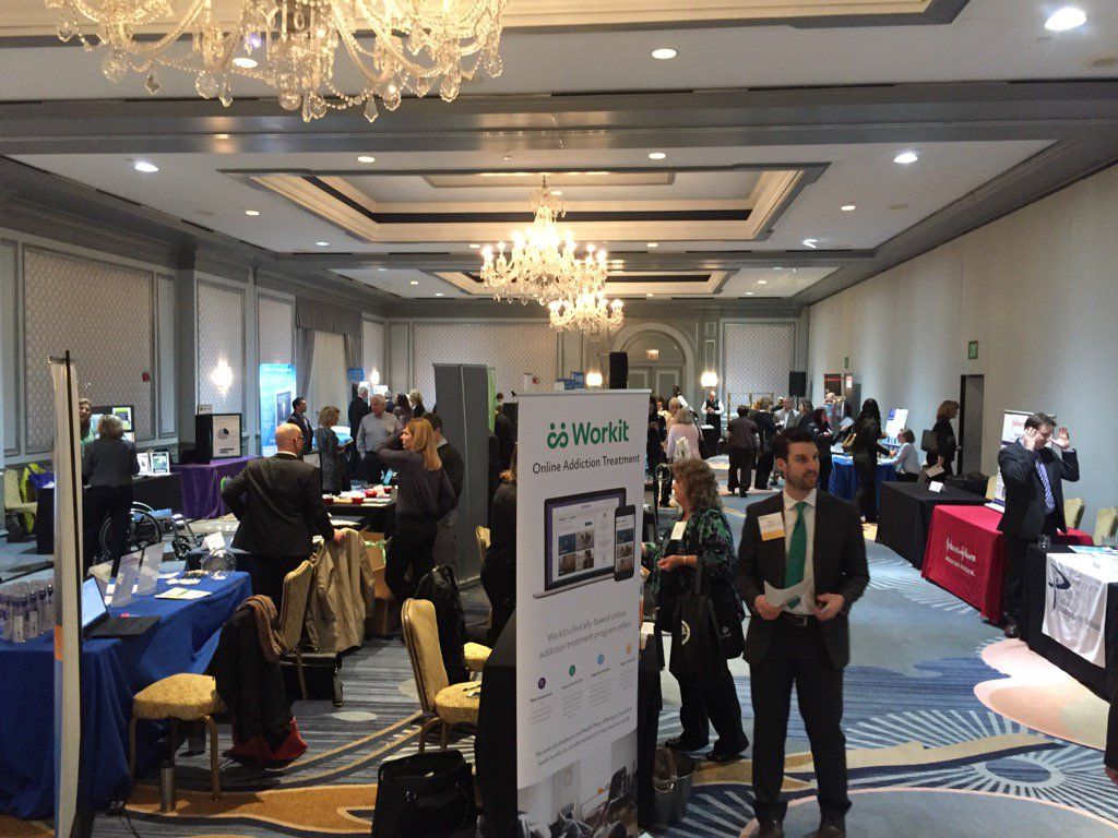 Come check out the exhibit hall before sessions begin at 1! #MHAKeystone https://t.co/C3Ywz0VUPd