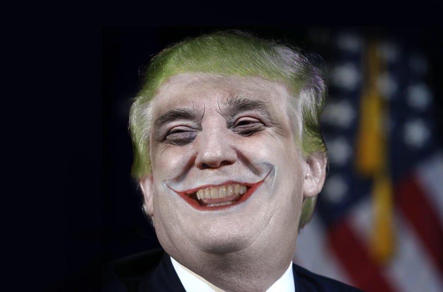 Mark Hamill Returns As Donald Trump The Joker To Read Wiretap Tweets