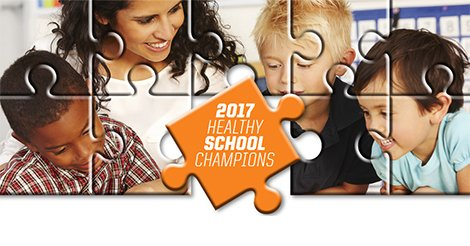 Inspired by the 2017 #CoHealthySchools Champions committed to improving student health and wellness. Congrats! https://t.co/HCY8a9adMr https://t.co/WFev9QqOxg