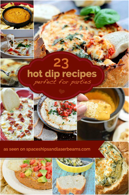 23 Hot Dip Recipes Perfect for Parties
