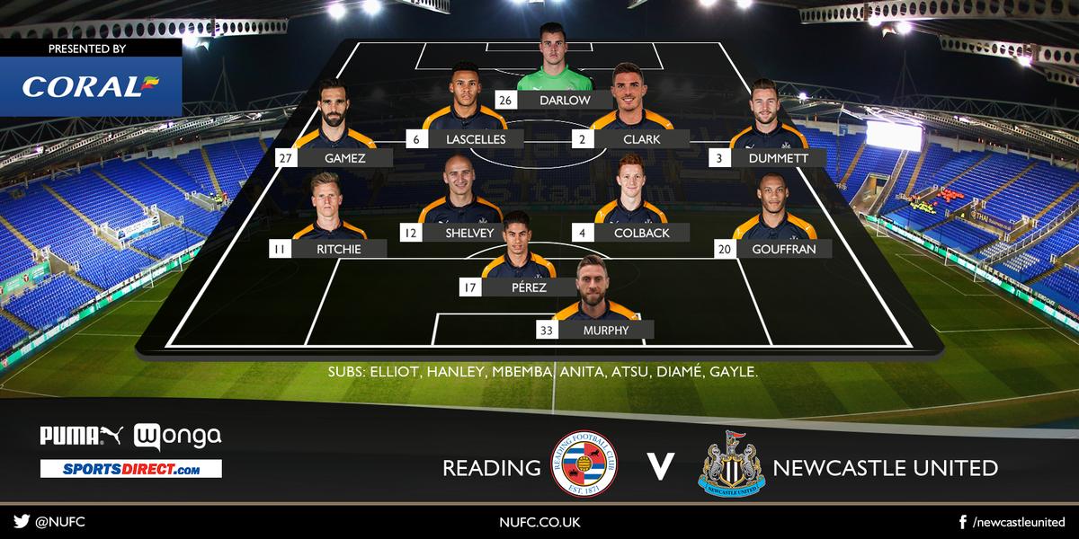 Reading - Newcastle United 0:0 C6VlgByXMAA1ZUA