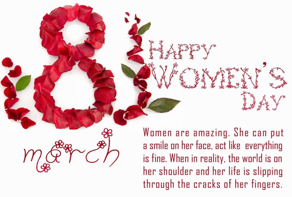 Best wishes to all women https://t.co/DH2fsXtFJy