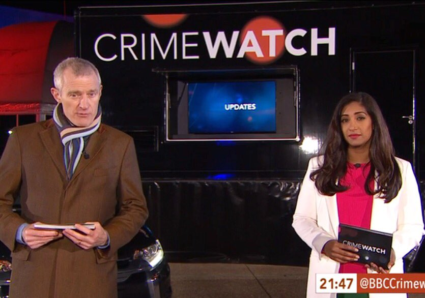 Last night's @BBCCrimewatch episode expires at 10pm tonight @BBCiPlayer https://t.co/yDH8SeBzIk