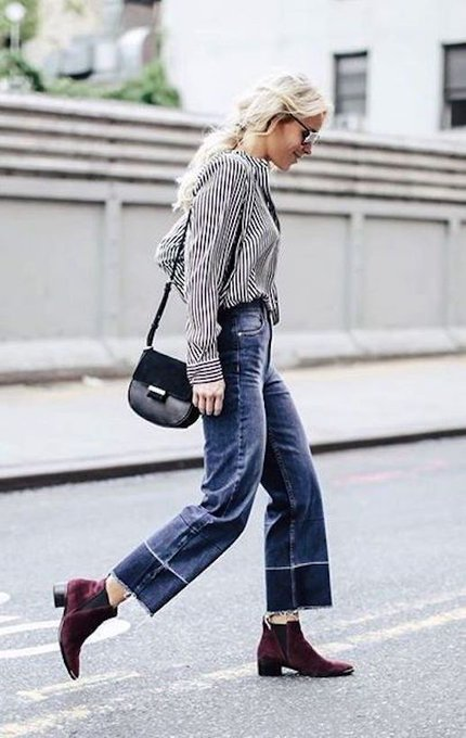 7 Pairs of Cropped Jeans To Covet