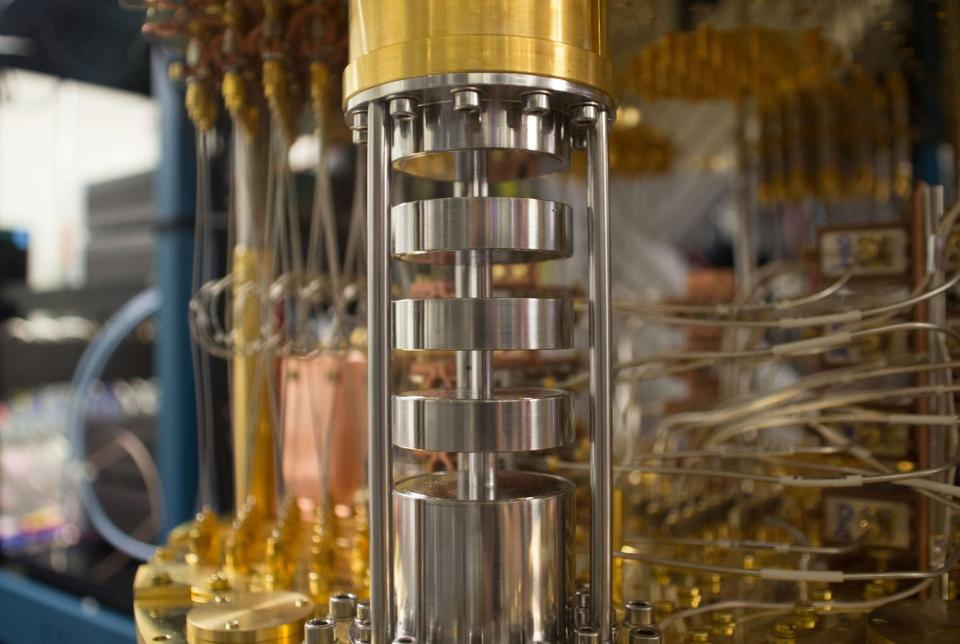 IBM loads quantum computing onto its cloud