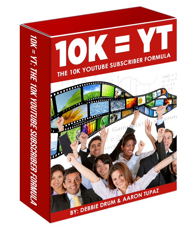 Learn how I grew to 10k #Youtube subs in 10 months and over 25k subs in under a year  ►  http:// debbieloves.info/10kyt  &nbsp;  <br>http://pic.twitter.com/KrKvxkWKnF