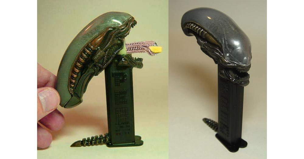 This Alien Pez Dispenser is Quite Possibly the Most AWESOME Pez Dispenser of AllTime https://t.co/Jm2GwIf7bI https://t.co/SDuQoT9XgL