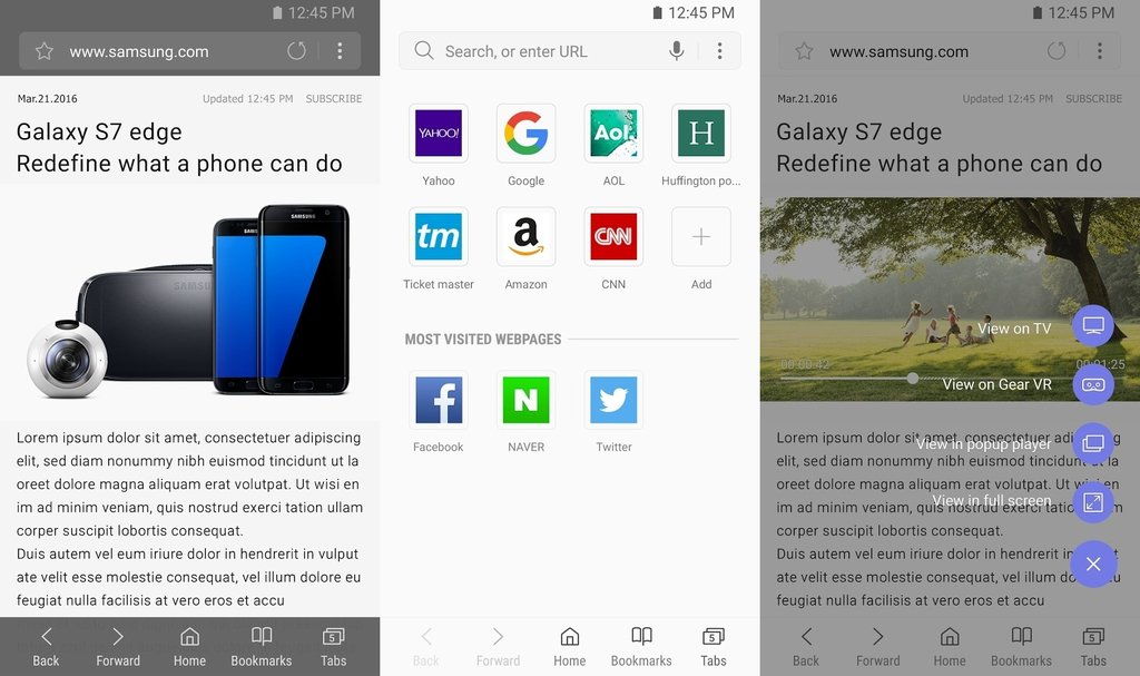 #navigateur #samsung #playstore #attaque #googlechrome  http:// ift.tt/2lRrBT4  &nbsp;   &gt;Le navigateur de Samsung arrive su…<br>http://pic.twitter.com/tR3KV0EB6L