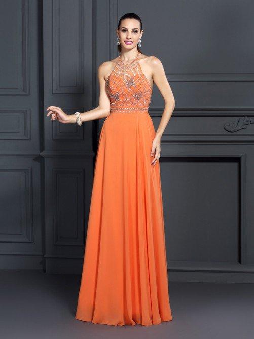 65fbf0e381be #Princess Scoop Beading Sleeveless Long #Chiffon #Dresses http://www.hebeos .com/a-line-princess-scoop-beading-sleeveless-long-chiffon-dresses-50992.html  … ...
