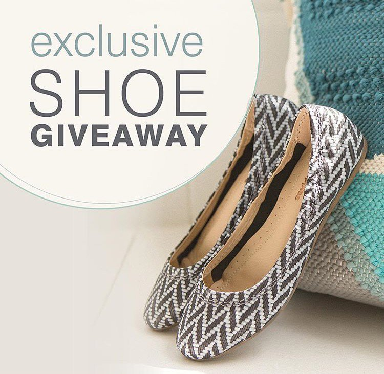 We\'re doing it again! We\'re giving away 100 pairs of our online exclusive shoes!