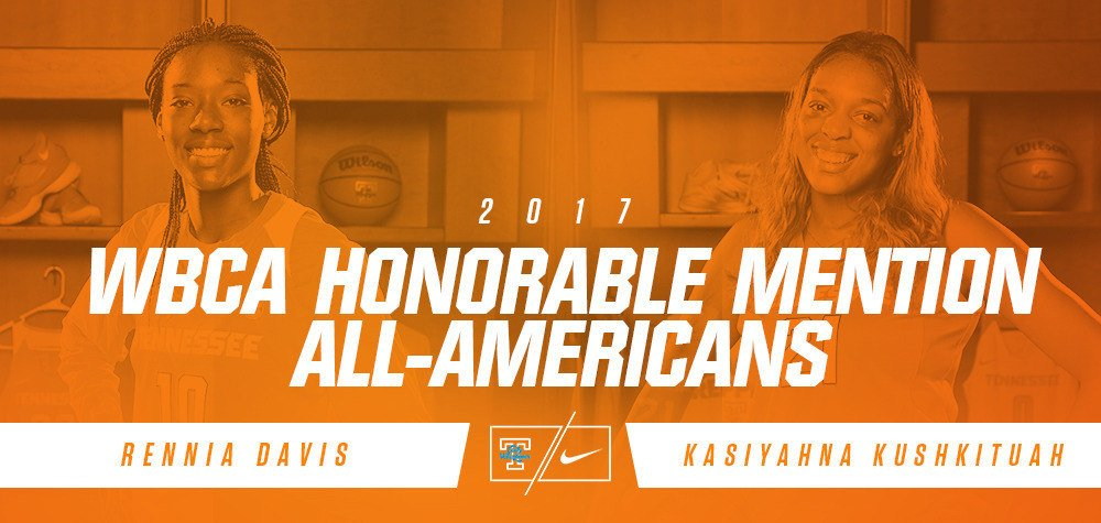 Congrats to @Legend_Hooper & @Kasiuniquee on their WBCA honors: https://t.co/C5mMUEAkcn https://t.co/zASQWt2Vpq