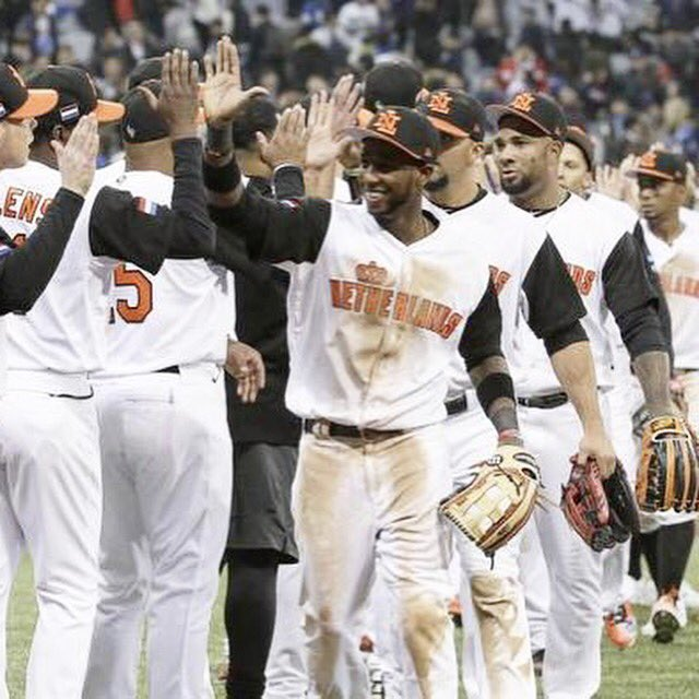 Great team win! Go Kingdom!⚾️ #wbc2017 #gocheokskydome #teamkingdomnl...