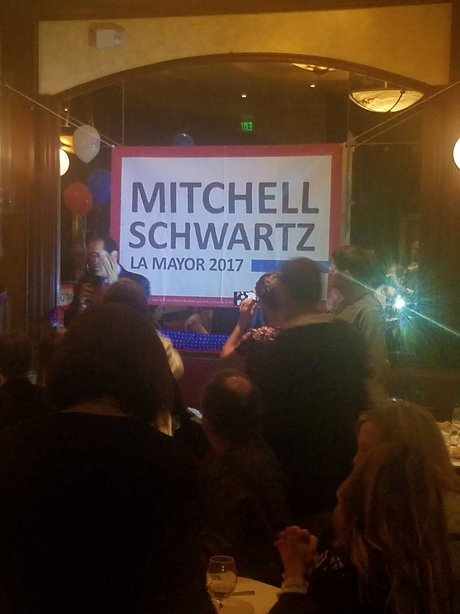 Mitchell Schwartz Schwartz4Mayor