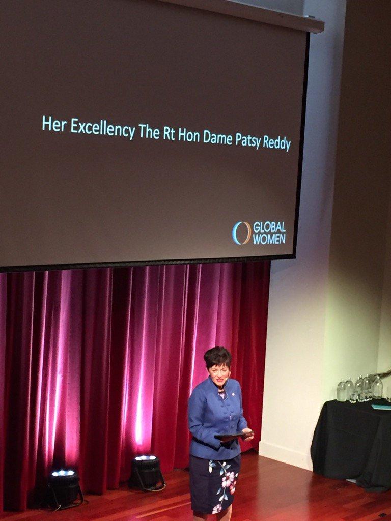 10% of Dame Patsy's law class were women - international women's day @NZGlobalWomen https://t.co/dy5jkx9bXT