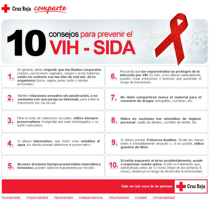 Todavía no existe una cura para el VIH, así que debemos protegernos en todo momento. ¡Practica sexo seguro! #microMOOCSEM2 https://t.co/QyMpniVudn