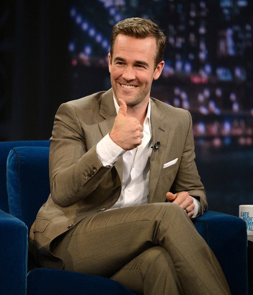 Happy Birthday to James Van Der Beek, who turns 40 today!