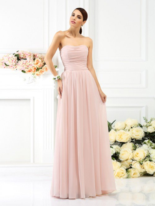 5849caee252 ...  chiffondresses http   www.hebeos .com a-line-princess-strapless-pleats-sleeveless-long-chiffon-bridesmaid- dresses-50568.html …pic.twitter.com U5QVZMX84I