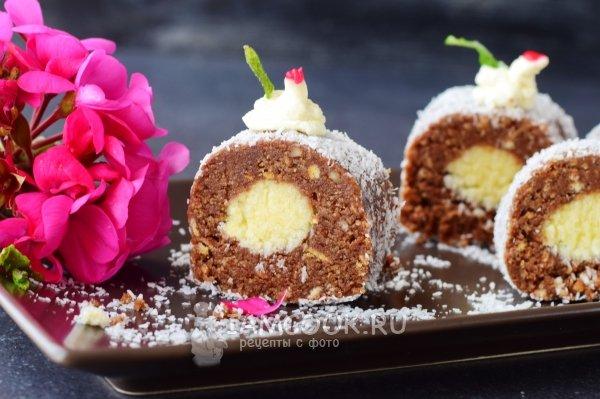 Рецепт печенья из майонеза