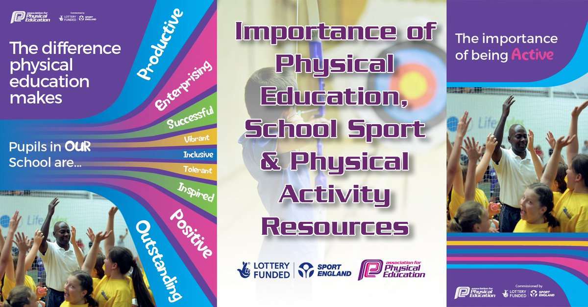 the importance of physical educators in the athletic department Regular physical activity in childhood and adolescence is important for promoting lifelong health and well-being and preventing various  the national recommendation for schools is to have a comprehensive approach for addressing physical education and physical activity in schools 10–12 this  us department of health and human services.