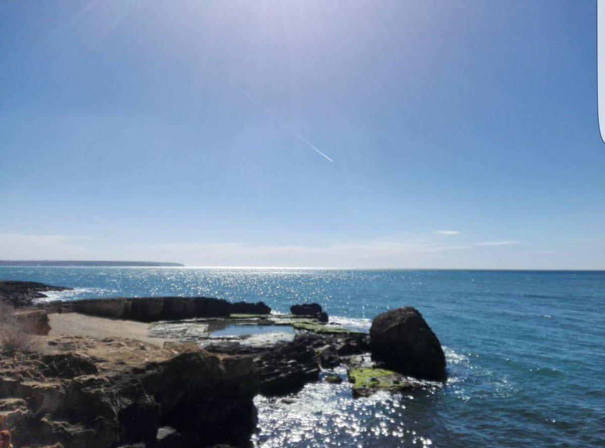 Así estamos !!! ☉ #Mallorca #Portixol  #EnamoradaDeMiIsla <br>http://pic.twitter.com/YXozSQDWpz