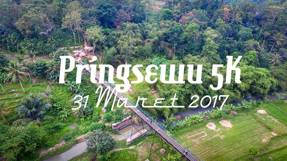 Pringsewu 5K • 2017