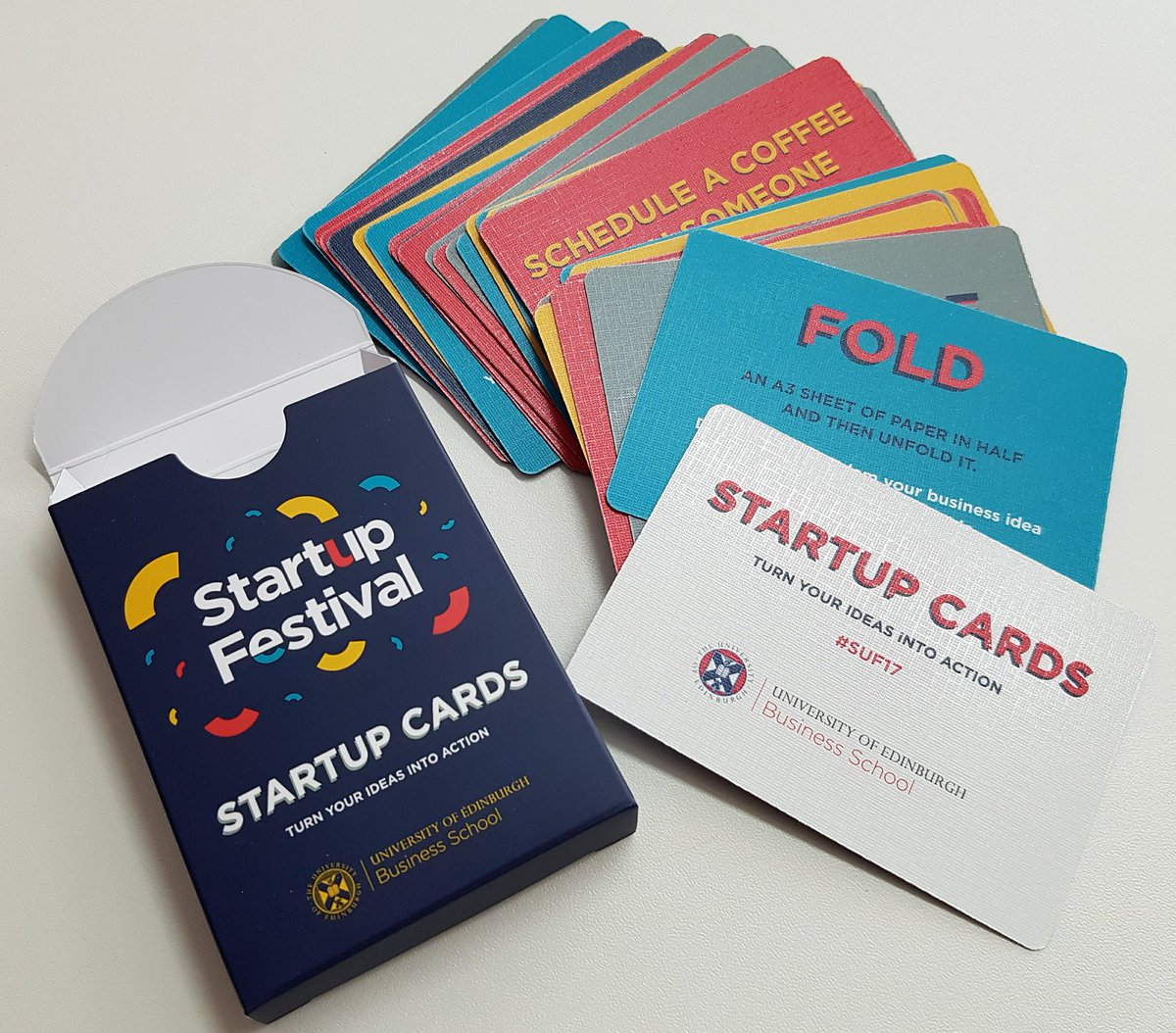 Uoe business school on twitter startup cards get your set on the 1225 am 8 mar 2017 colourmoves