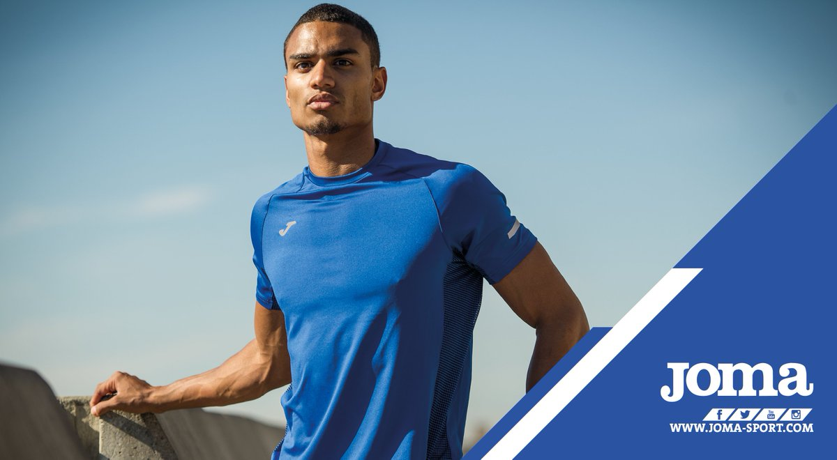 Presenting the Joma Hybrid running range. Contact your local specialis...