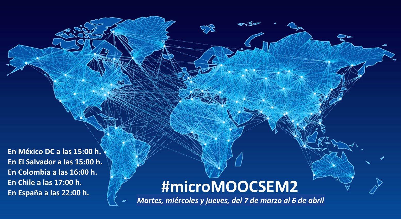 Comienza #microMOOCSEM2 el curso de microbiología vía twiter y facebook para España y toda América latina https://t.co/5MebObyCvK