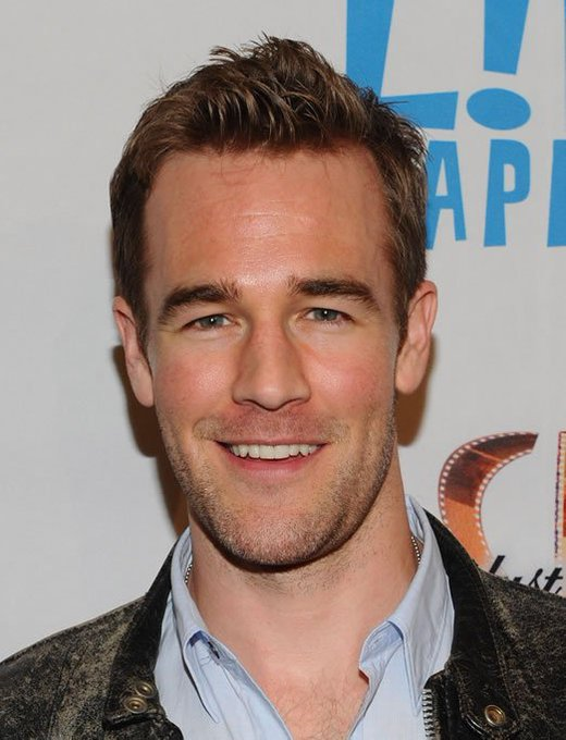 Happy Birthday James Van Der Beek