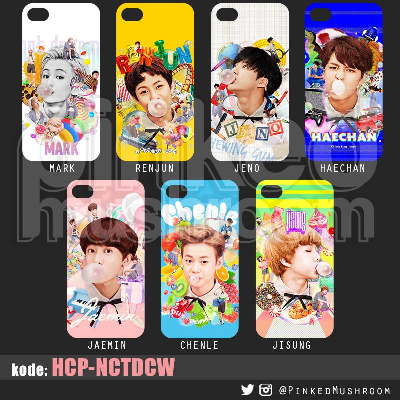 [PRE-ORDER] NCT Dream - Chewing case. IDR150.000 https://t.co/mk34eu4JKP https://t.co/2HkB6I9xAO