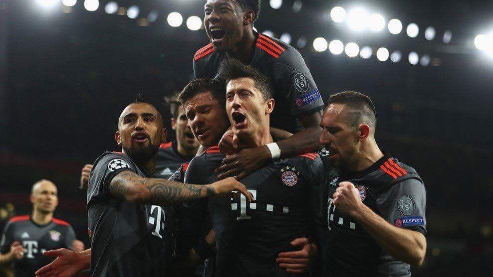 TEAM! We did show incredible power in these two games! @ChampionsLeagu...
