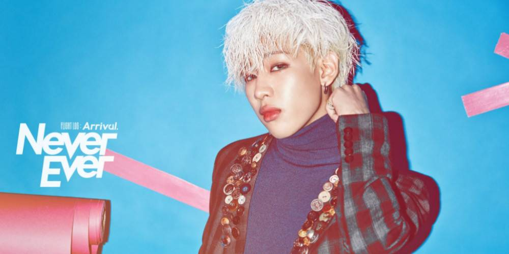 GOT7's BamBam is a stunning blonde in teaser images and clip for 'Flight Log: Arrival' https://t.co/pS5mAGz53o