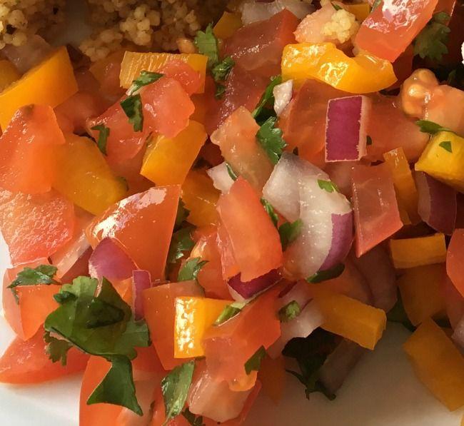 Slimming World Salsa Recipe