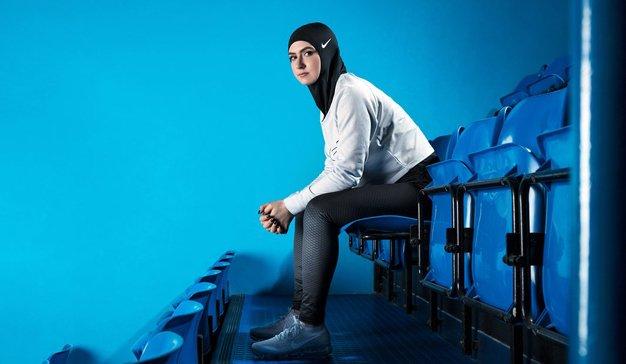 Nike echa por tierra las barreras con el hijab deportivo, que saldrá al mercado en 2018 https://t.co/5W5Lq0JOBj https://t.co/0USgBZcdop