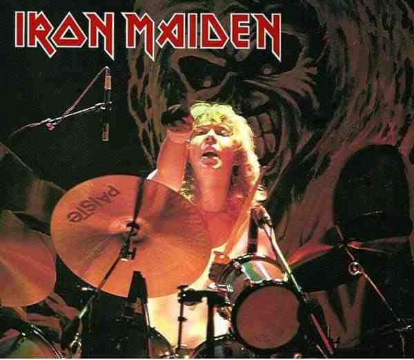 Happy Birthday Clive Burr  Gone but not forgotten