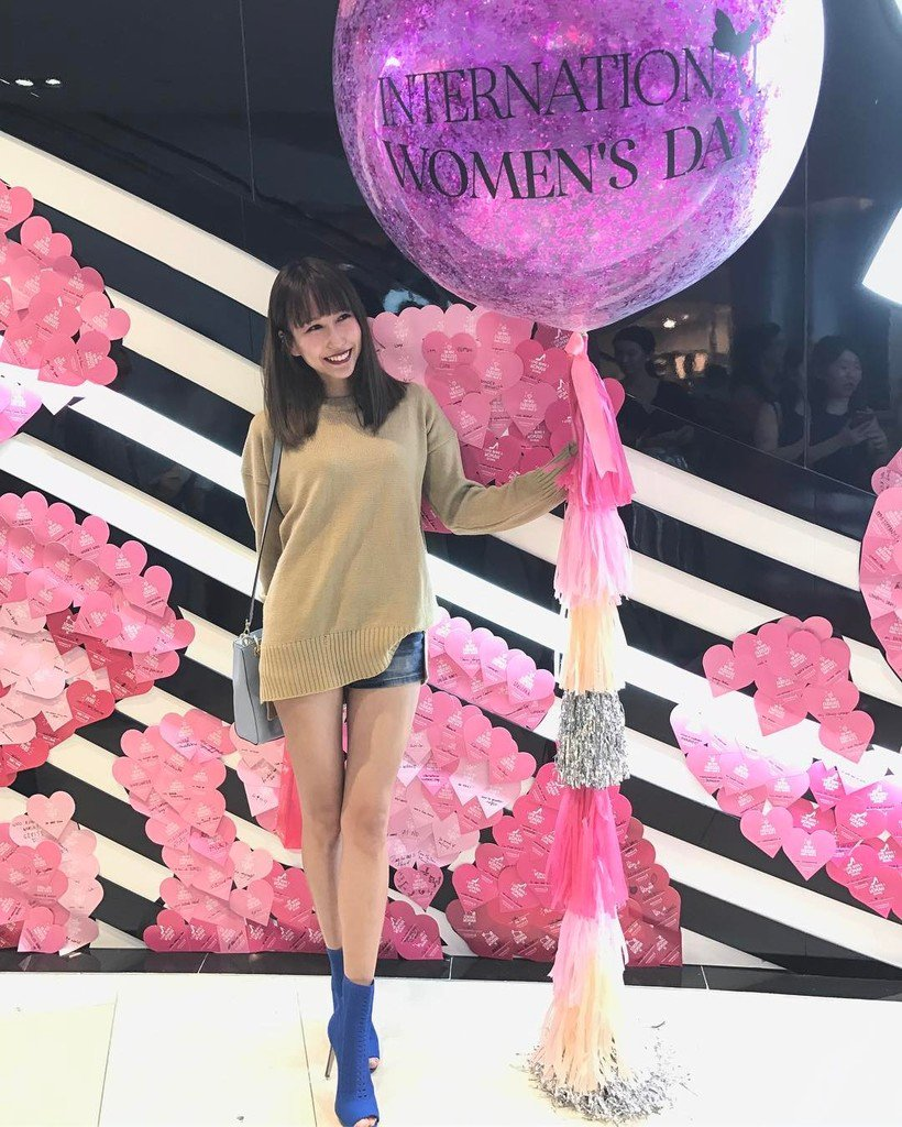 #internationalwomensday  with #sephora  #beboldandbeautiful #sephorasg #division_events #aldoshoes_sg #aldoshoes<br>http://pic.twitter.com/nk3rMcYB3Z