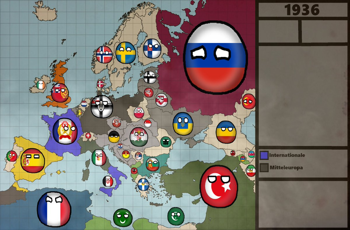 Kaiserreich on twitter wow check out skales polandball kaiserreich on twitter wow check out skales polandball countryball map of kaiserreich gumiabroncs Choice Image