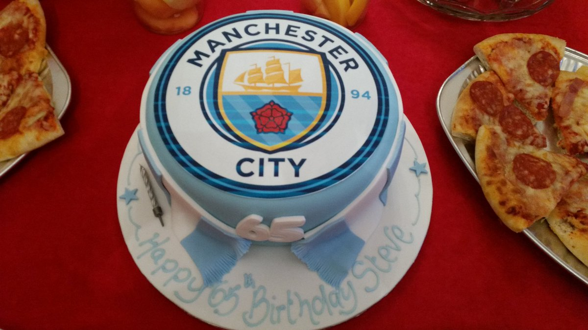 Manchester City On Twitter Too Good To Eat Hope He Has A Brilliant Birthday