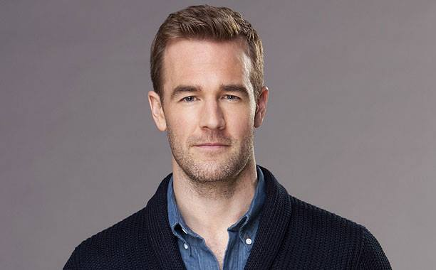 Happy Birthday. Today, Mar. 8, 1977 James Van Der Beek, American actor was born.   (