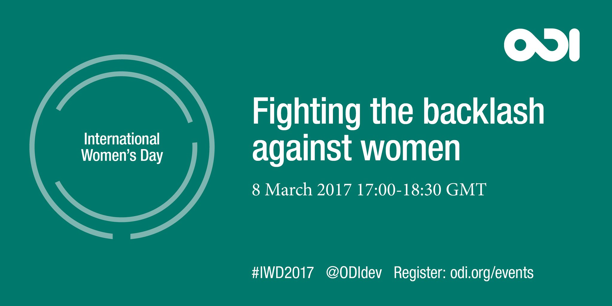 Later today we ask feminists from around the world how to fight the growing backlash against women. Watch here: https://t.co/R04uuFUNhr #IWD https://t.co/uP1fPIeROa