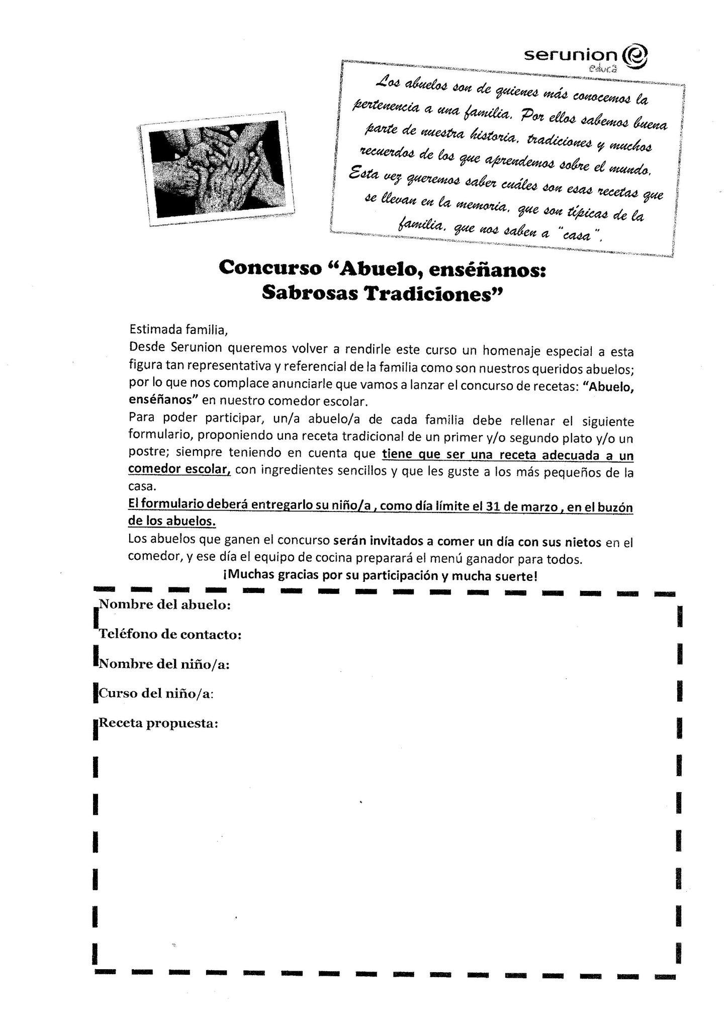 Resultado de imagen de aBUELO ENSEÑANOS COLEGIO CARLOS III